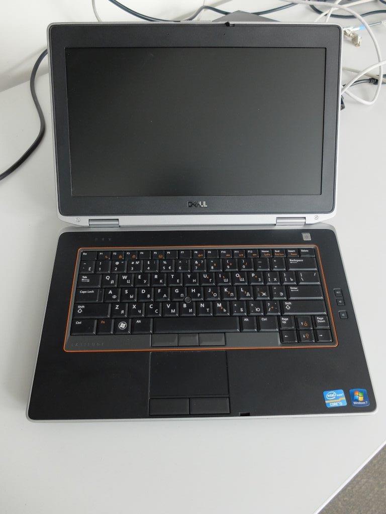 Бывшие в употреблении Ноутбуки DELL Latitude E6420 иDELL Latitude E6430 (SED 18-322-1)