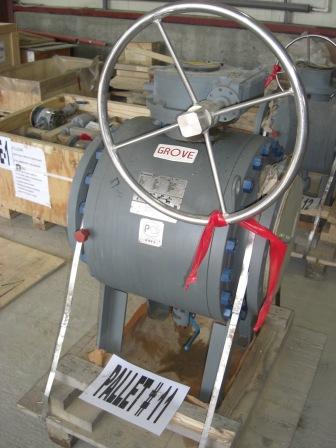 Клапаны (задвижки) (SED OS2-111-2 / SED OS2-053-2 )