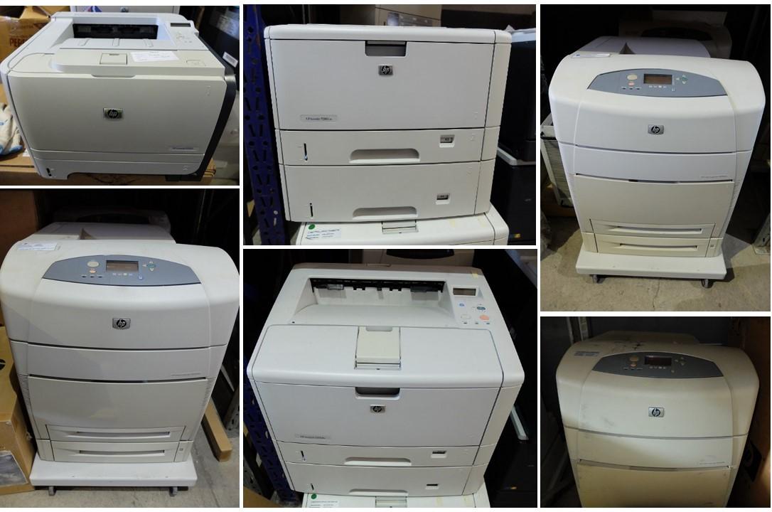 Принтеры и сканеры (SED 19-336)
