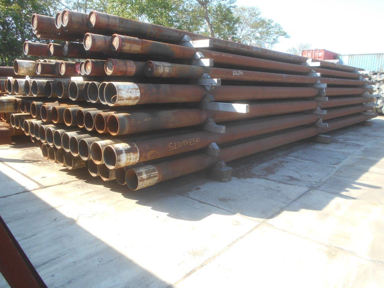 Труба обсадная 244,5 мм, сталь, SED 17-250-2