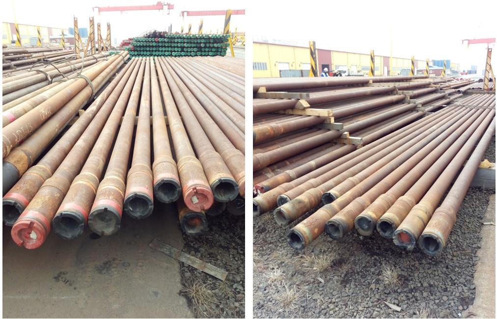 Труба бурильная 149,2 мм, сталь, Б/У, 86 шт. SED 19-353-1