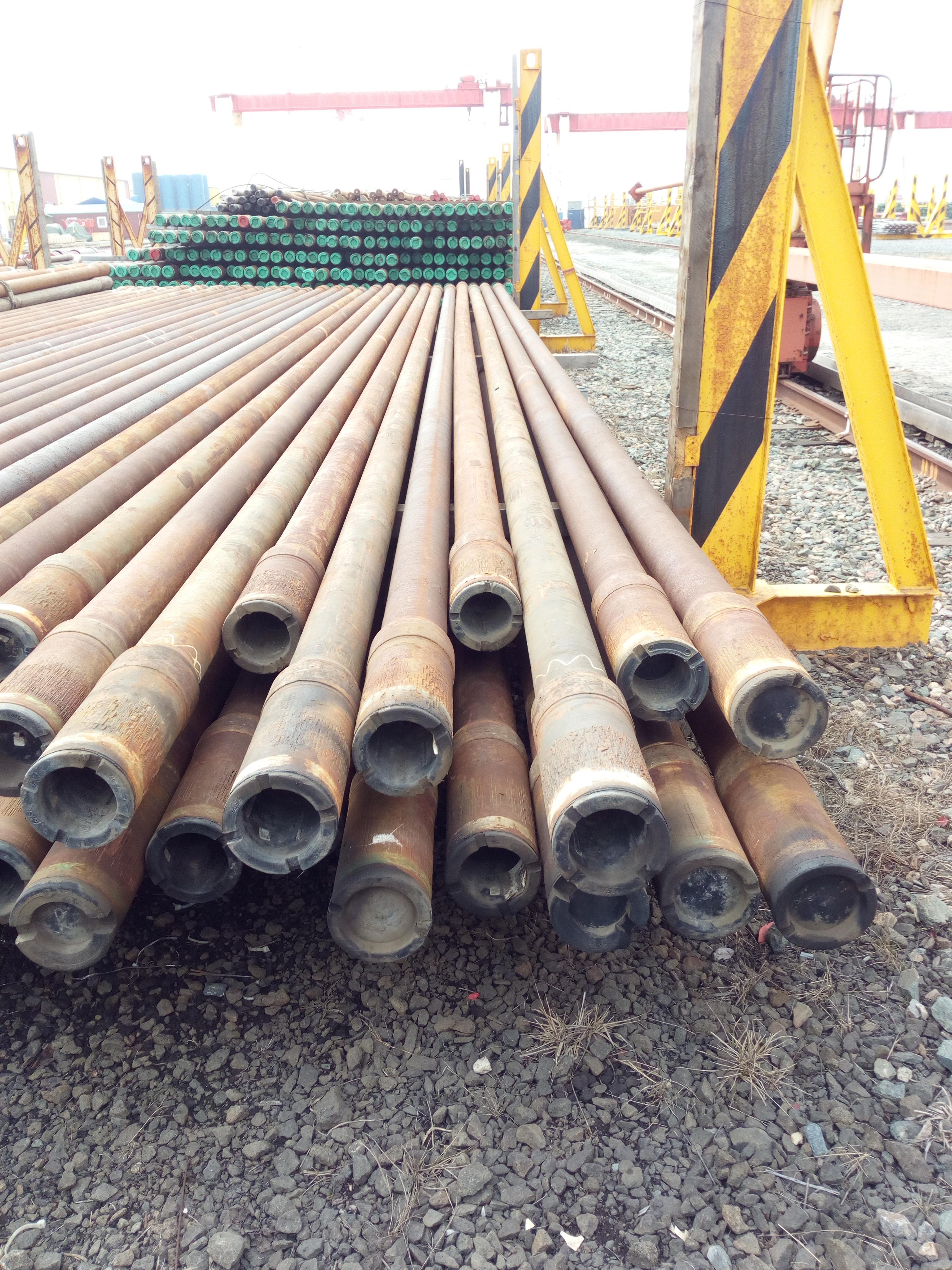 Труба бурильная 149,2 мм, сталь, Б/У, 166 шт. SED 19-353-2