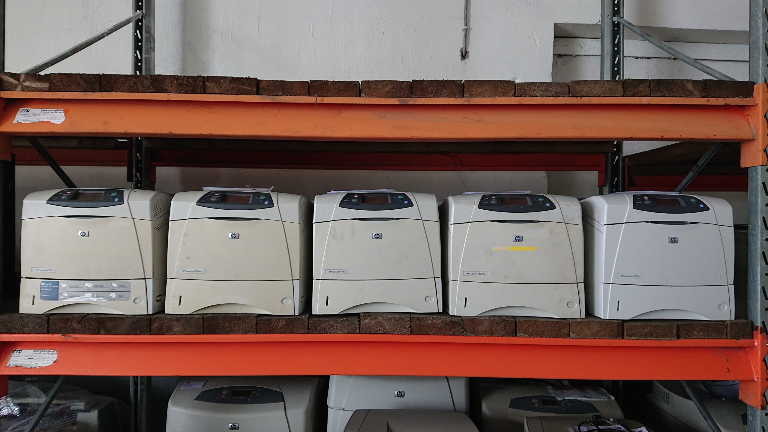 Принтеры HP LaserJet 4350, б\у (20-421-3)
