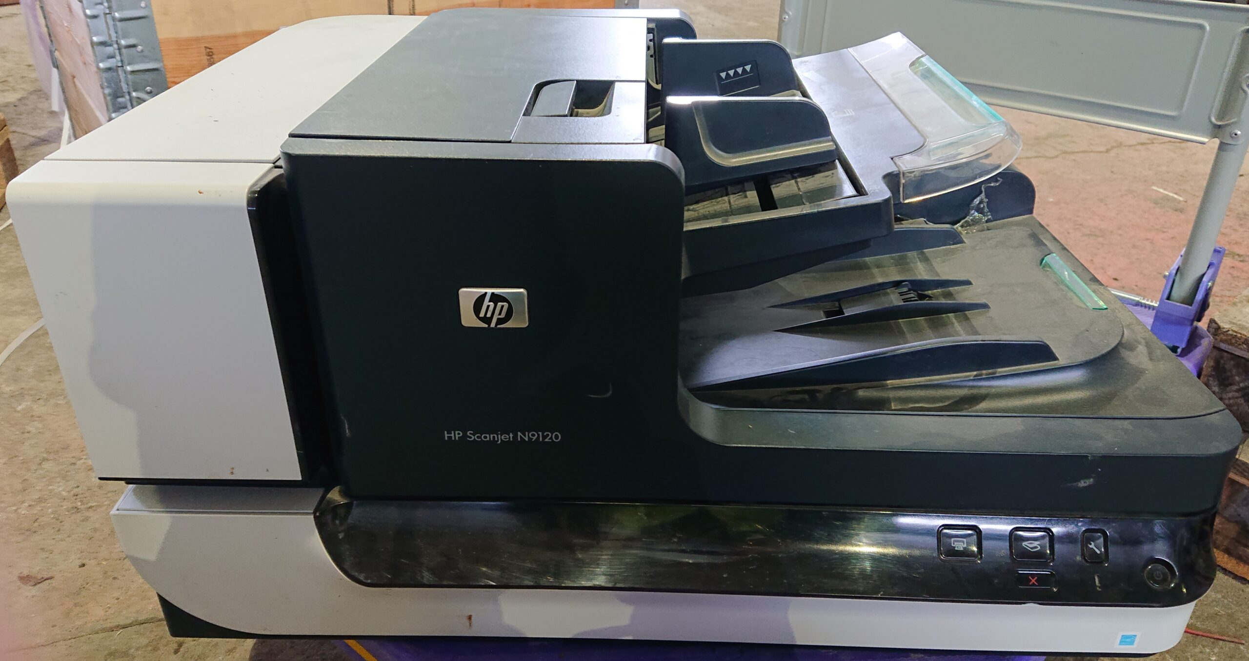 Cканеры HP Scanjet N9120 б/у (20-421-8)