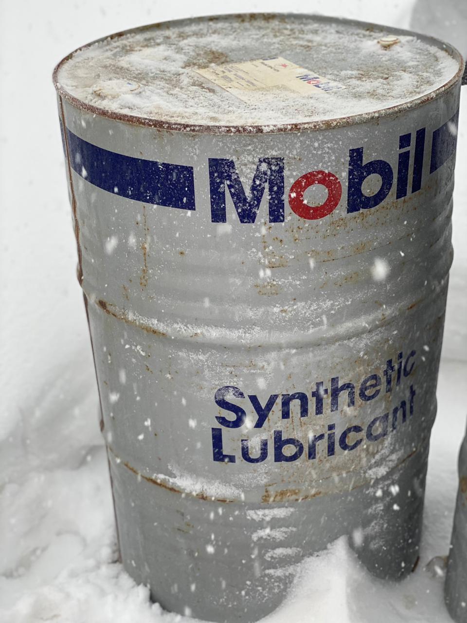Масло синтетическое циркуляционное Mobil SHC 626, 3 бочки, пгт. Ноглики (20-473)