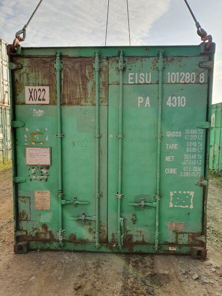 40 фт контейнеры, б/у (OS2-214)